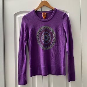 Tory Burch Embellished Sweater